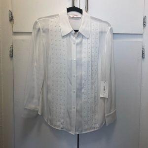 FRAME dress blouse